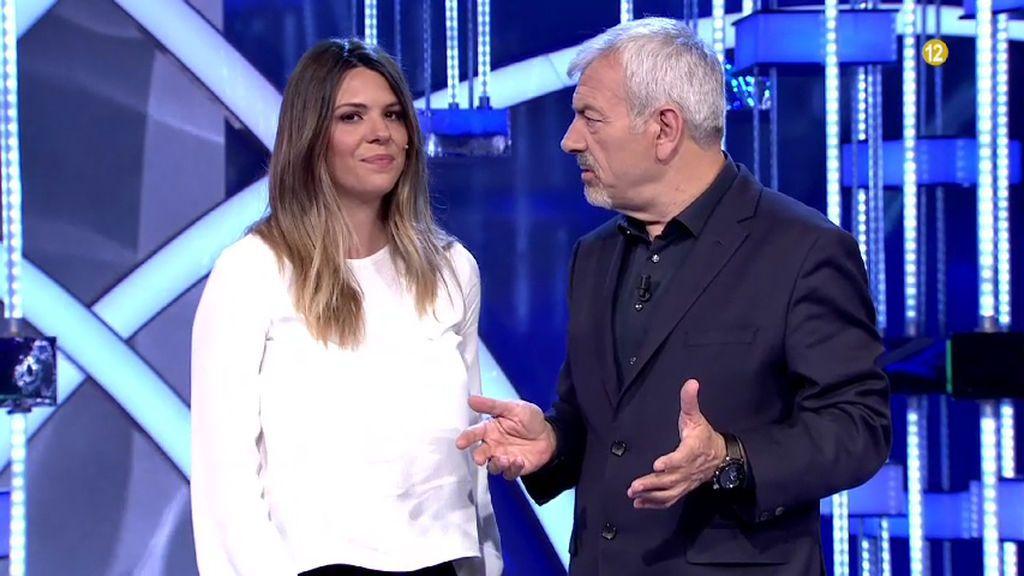 'Volverte a ver' deja sin palabras a Laura Matamoros y a Antonio José