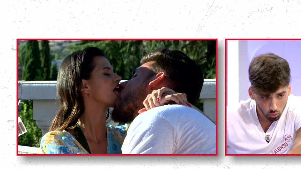 Cita Marina y Aitor: ¡Habemus primer beso!