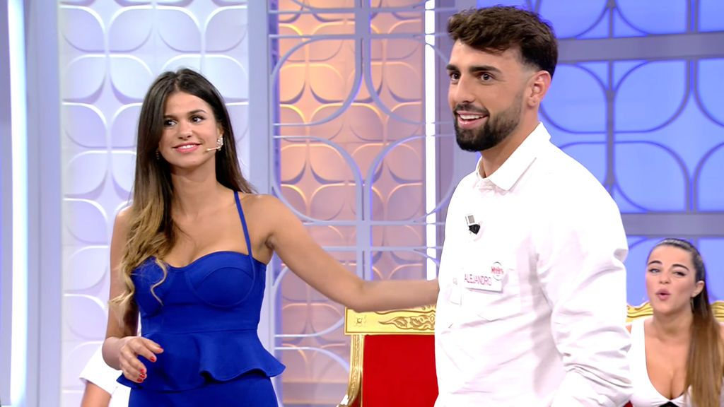 """Marina expulsa a Alejandro: """"No hay nada que hacer"""""""