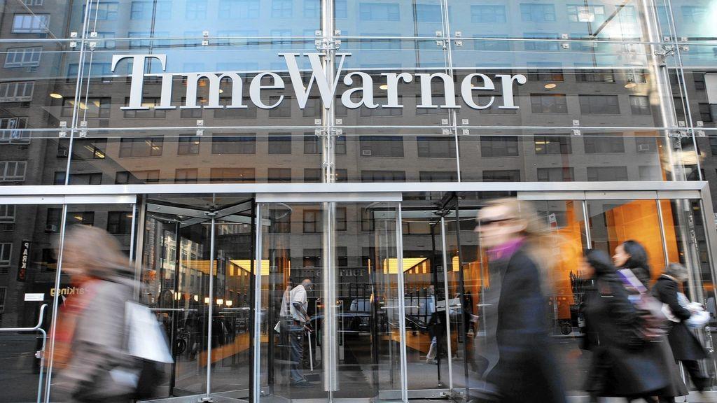 Sede de Time Warner, en Nueva York.