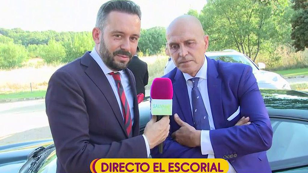 Sálvame   Todos los detalles de la boda de Diego Matamoros: ¡Kiko ...