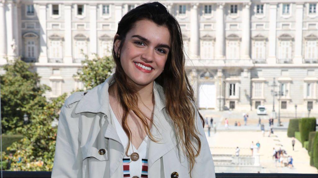 Amaia Romero arrasa en redes sociales con el anti-himno del Mundial de Rusia
