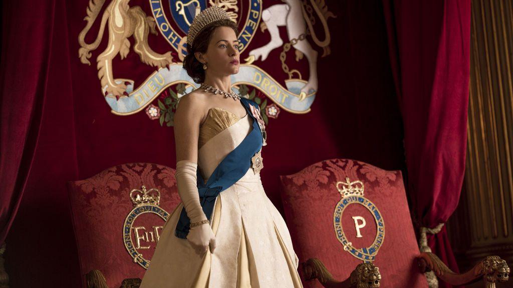 Imagen de la segunda temporada de 'The Crown'.
