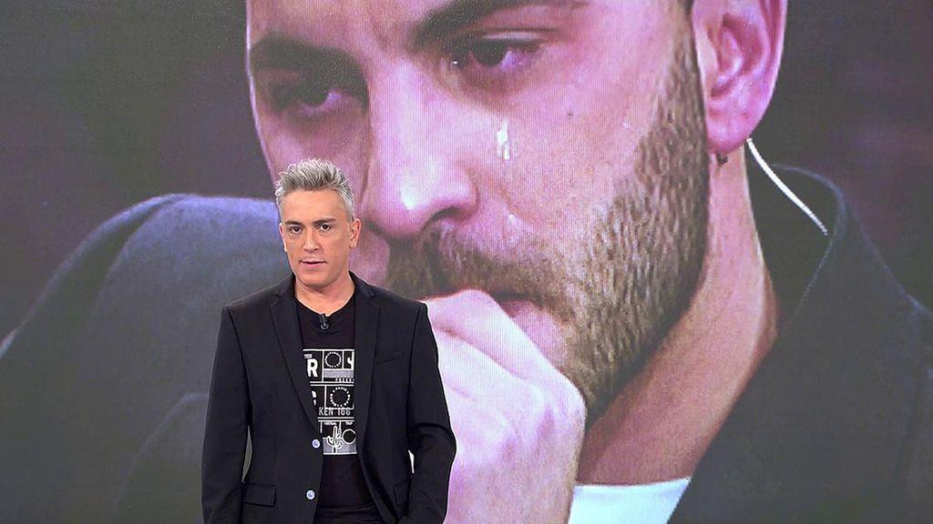 Antonio Tejado: Encerrado en un baño, llorando y maldiciéndonos en su vuelta en tren  a Sevilla