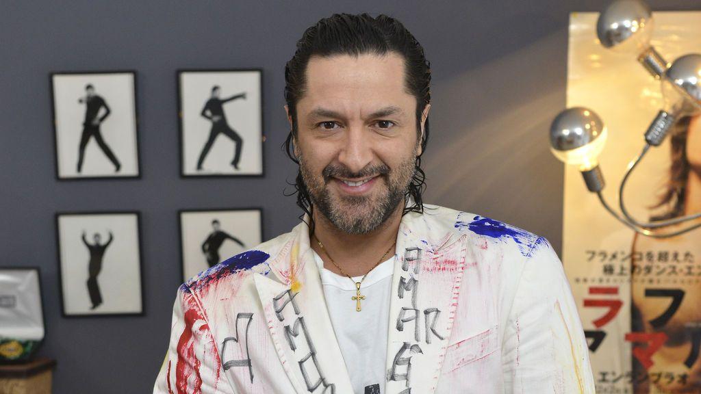 Rafael Amargo, en 'Ven a cenar conmigo, summer edition'