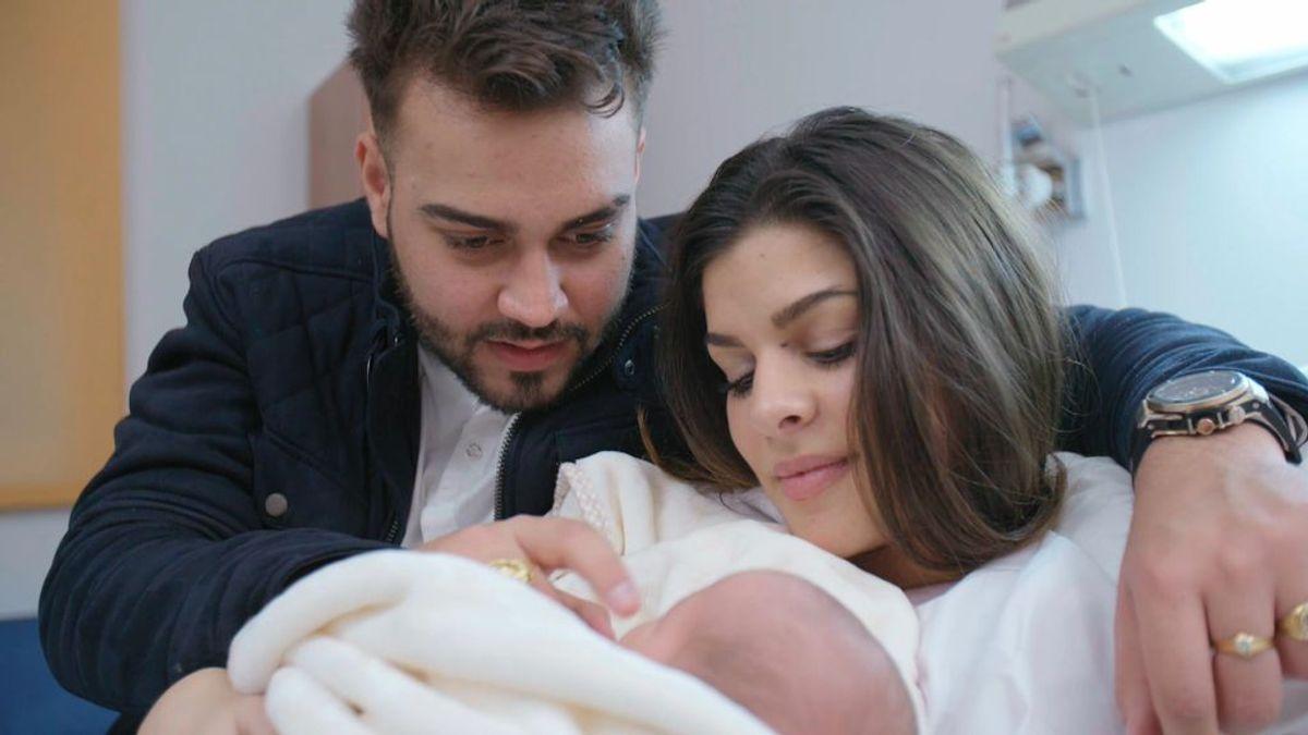 La Rebe da a luz a un precioso bebé tras una crisis sentimental con el José