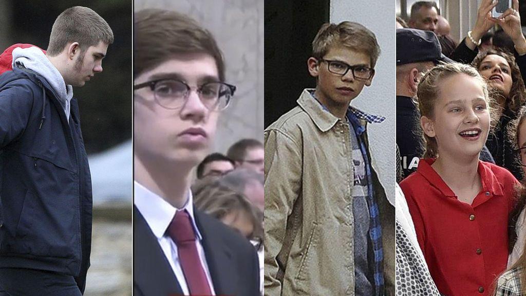 Papá en la cárcel: investigamos qué hacen y cómo son los hijos de la Infanta Cristina e Iñaki Urdangarín