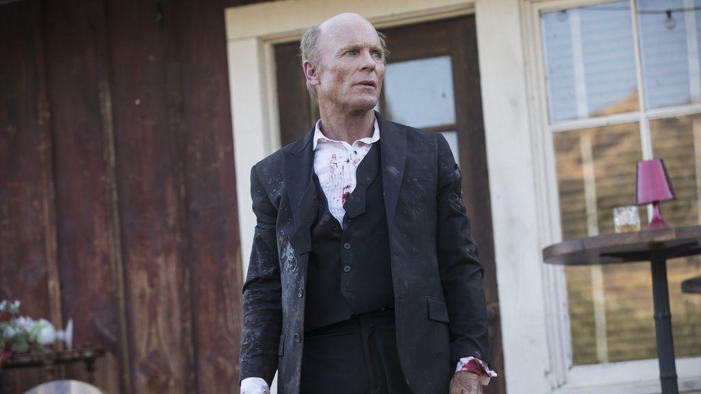 Ed Harris, en la segunda temporada de 'Westworld'.