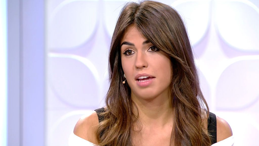 """Sofía: """"Mi madre no puede ni ver a Albalá"""""""