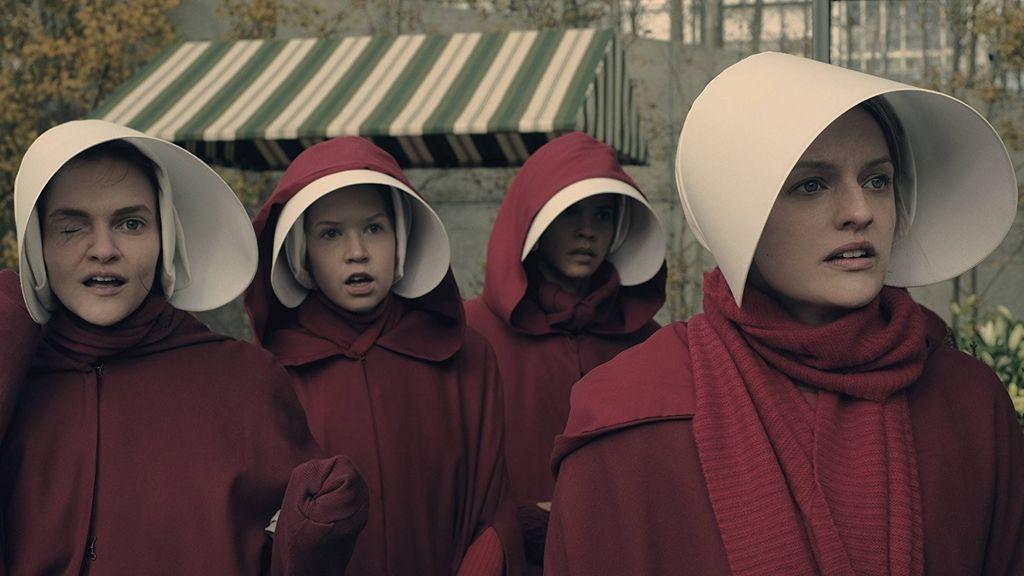 Imagen de la segunda temporada de 'El cuento de la criada'.