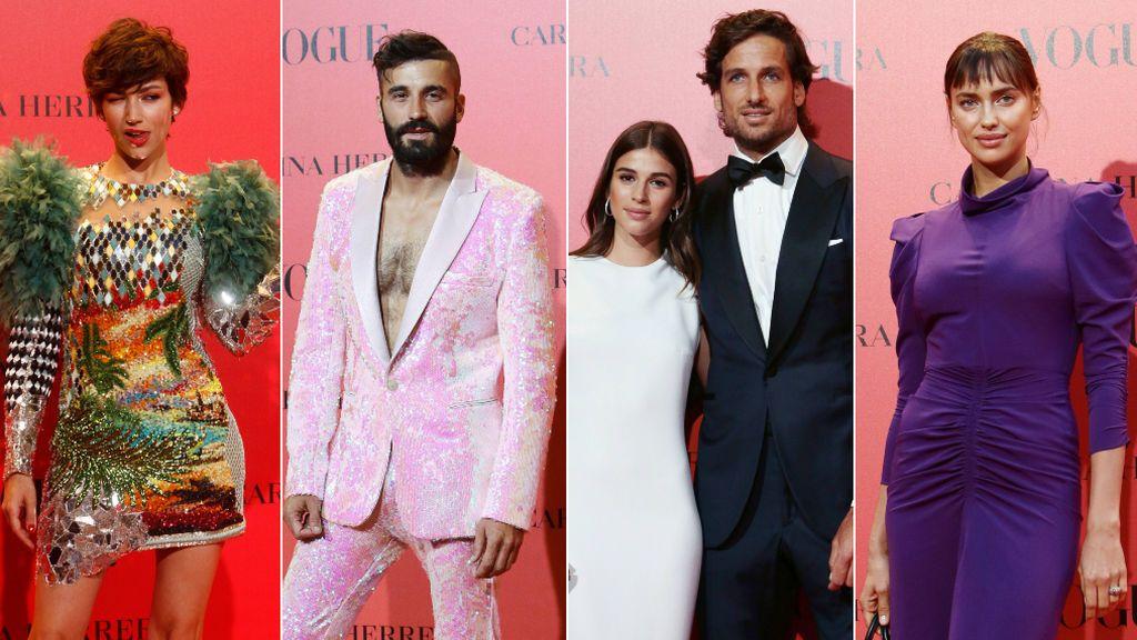 Aciertos y errores de la fiesta Vogue 30 aniversario