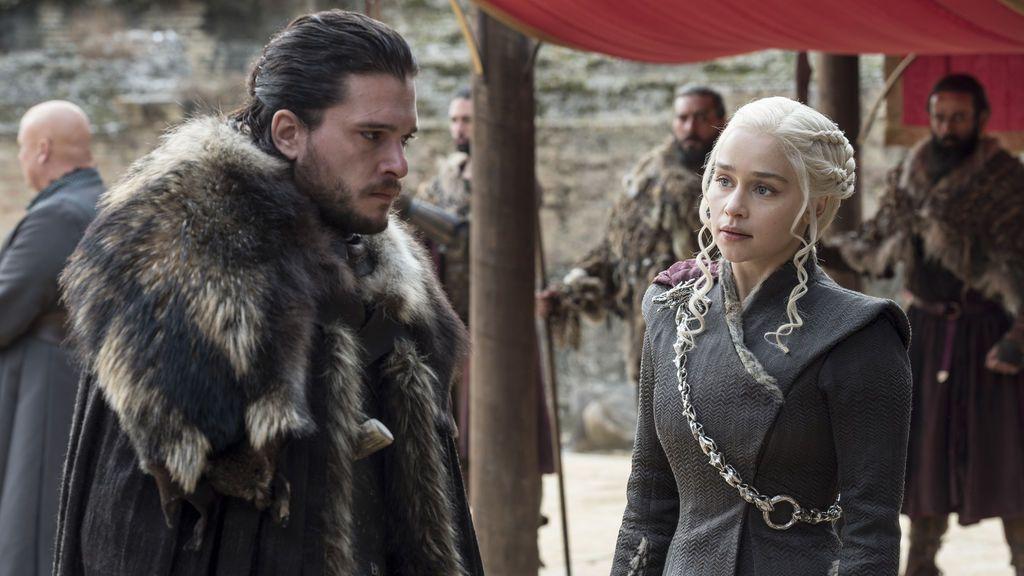 Imagen del capítulo siete de la séptima temporada de 'Juego de tronos'.