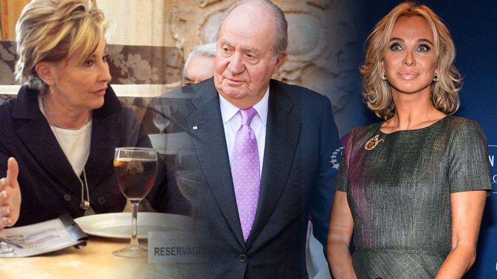 Exadicta Viuda De Una Victima De Eta Y Abogada Sol Bacharach La Nueva Amiga Entranable De Juan Carlos I