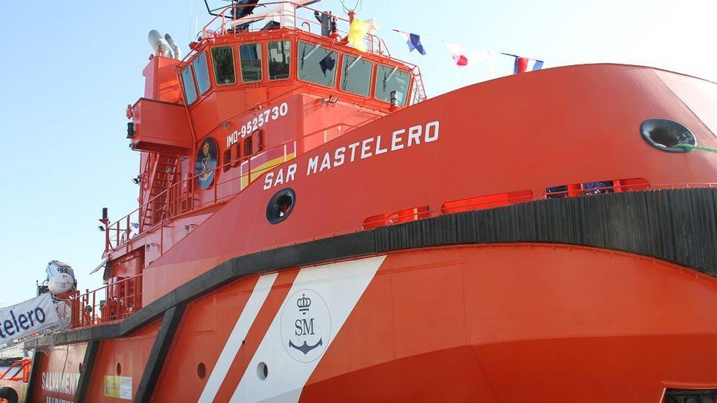 Rescatadas 72 personas, dos de ellas embarazadas, en el mar de Alborán