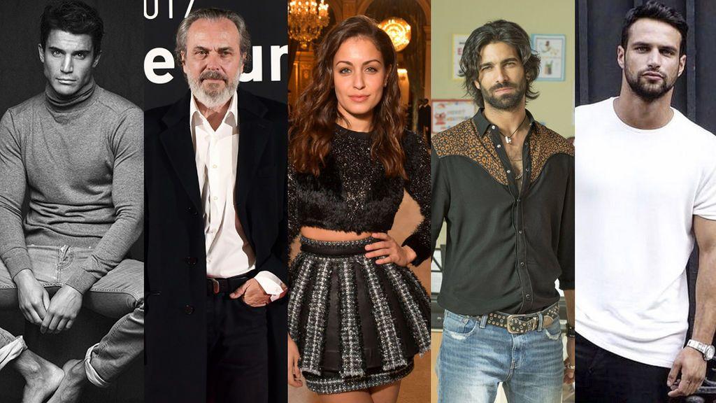 Alex González, Hiba Abouk, Rubén Cortada… ¿Qué ha sido de los actores de 'El Príncipe'?