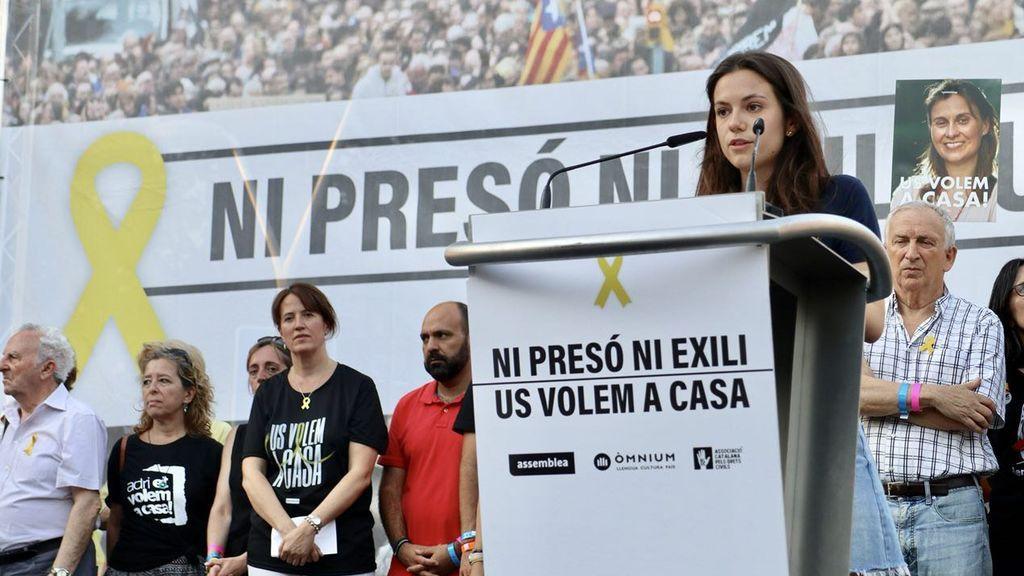 Los presos piden diálogo para solucionar la situación en Cataluña