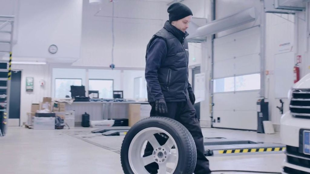 Una cuestión de seguridad: así funcionan y por qué te tienes que plantear comprar ahora neumáticos de invierno