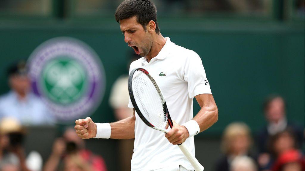 Djokovic se lleva un partido épico ante Nadal y jugará la final de Wimbledon ante Kevin Anderson