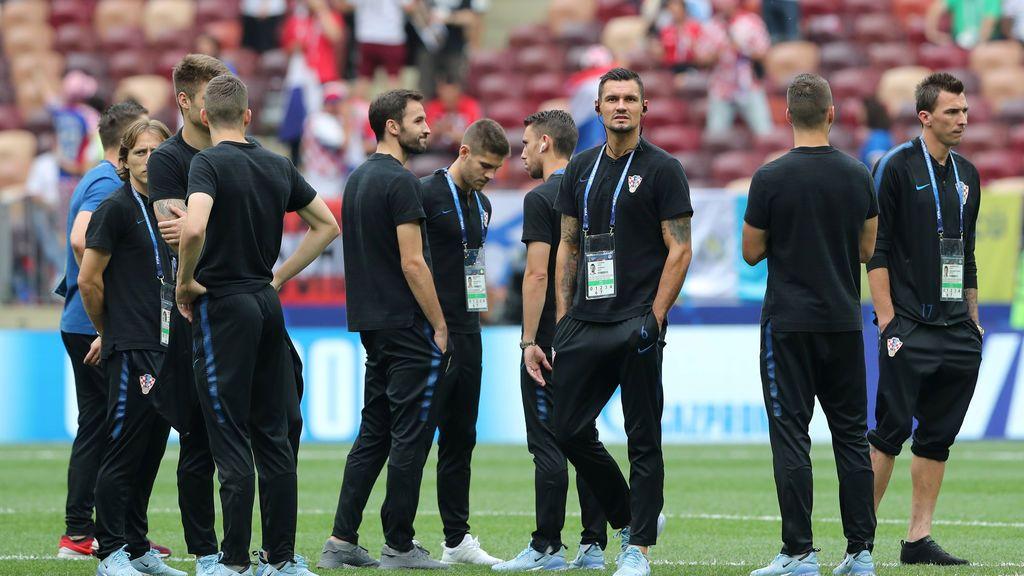 Croacia – Francia: alineaciones confirmadas para la final del Mundial