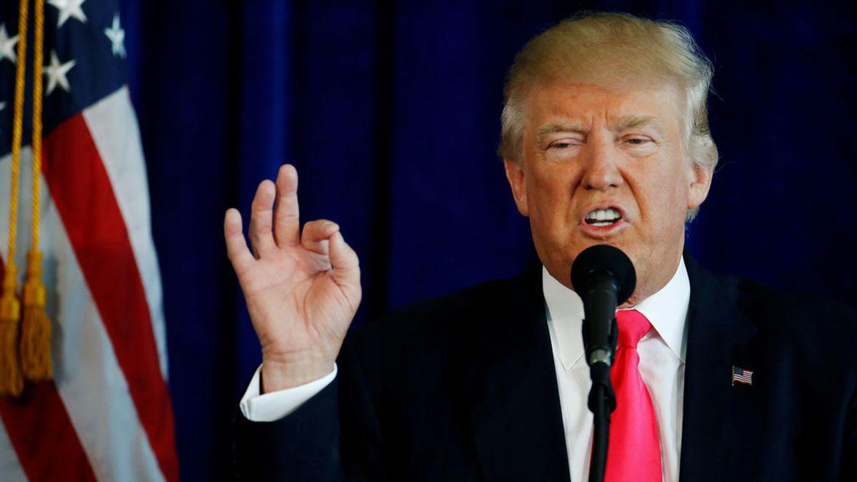 """Trump confirma su intención de optar a la reelección en 2020: """"no hay rival"""" entre los demócratas"""