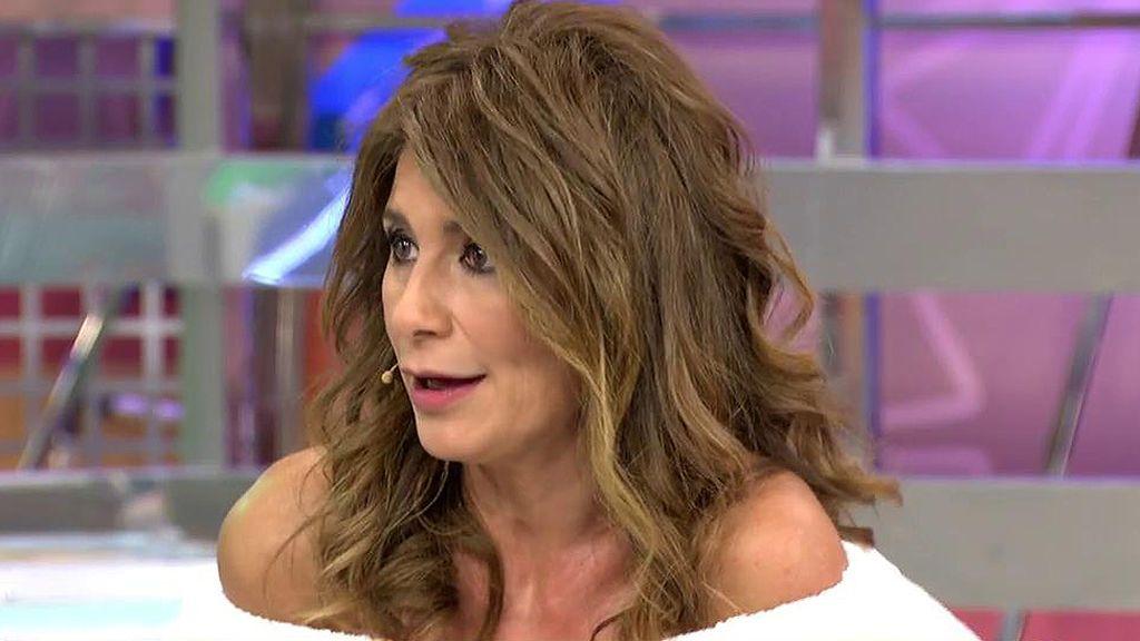 """Gema López: """"La duda es si Kiko Matamoros negoció su presencia en la portada al margen de Diego"""""""