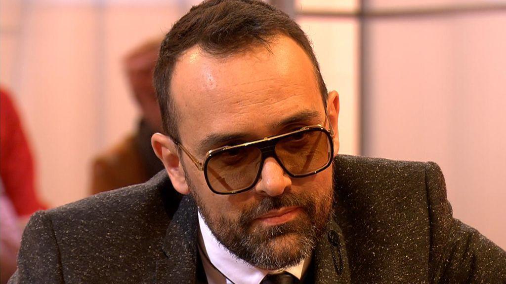 Risto Mejide renueva con Mediaset España