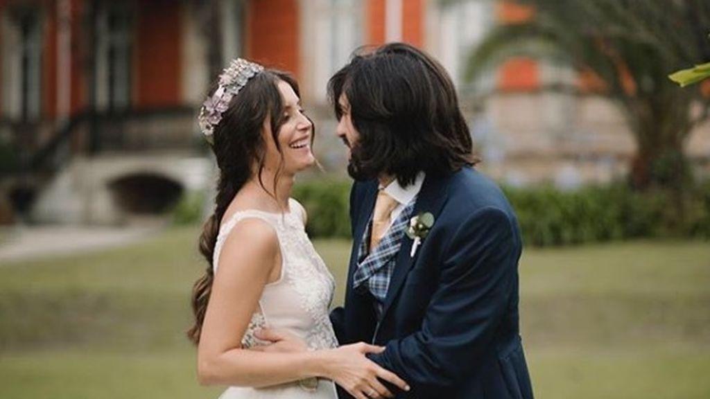 Paula Moya, ganadora de 'Quiero Ser', se casa en Asturias
