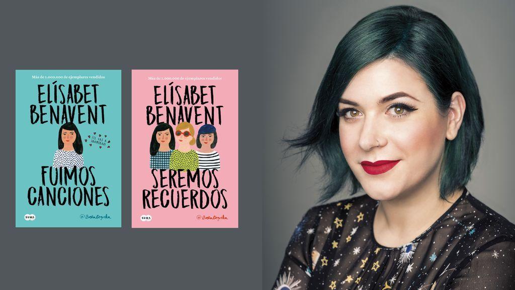 """Bilogía """"Canciones y Recuerdos"""" de Elísabet Benavent"""
