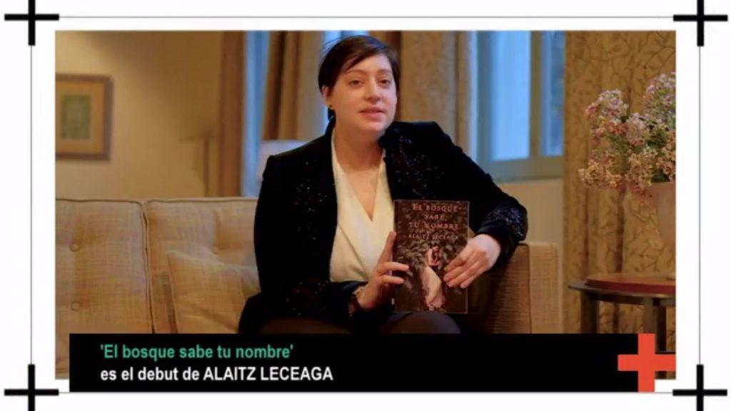 Mil Palabras & + : Novedades de Alaitz Leceaga, Reyes Monforte y Elisabet Benavent