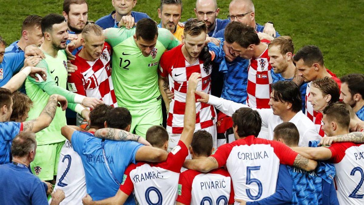 El tuit que confunde a aficionados de Croacia con el chupinazo de Sanfermines y que han compartido más de 300.000 personas