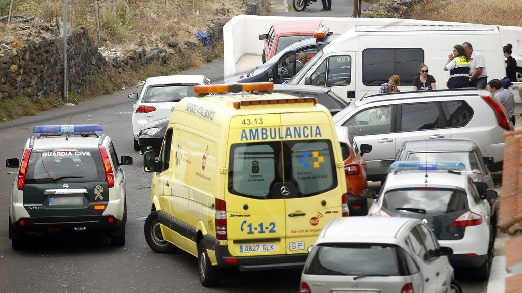 La Guardia Civil se encontró muerta a la mujer de Tenerife abrazada a sus dos hijas y al marido, ahorcado