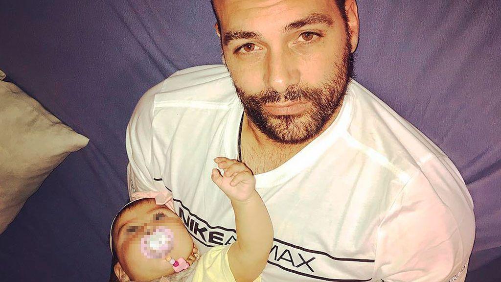 """Christian Blanch 'MyH', a su hija de 7 meses: """"La vida no me lo está poniendo fácil contigo"""""""