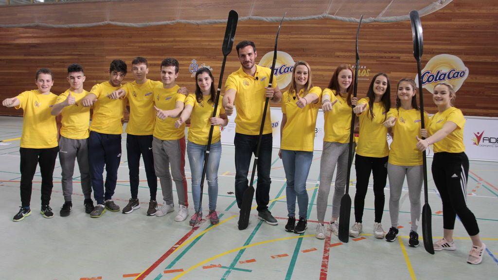 Cola Cao y el Consejo Superior de Deportes siguen con su programa Becas Vamos: 300.000 euros para financiar las historias más inspiradoras del deporte base