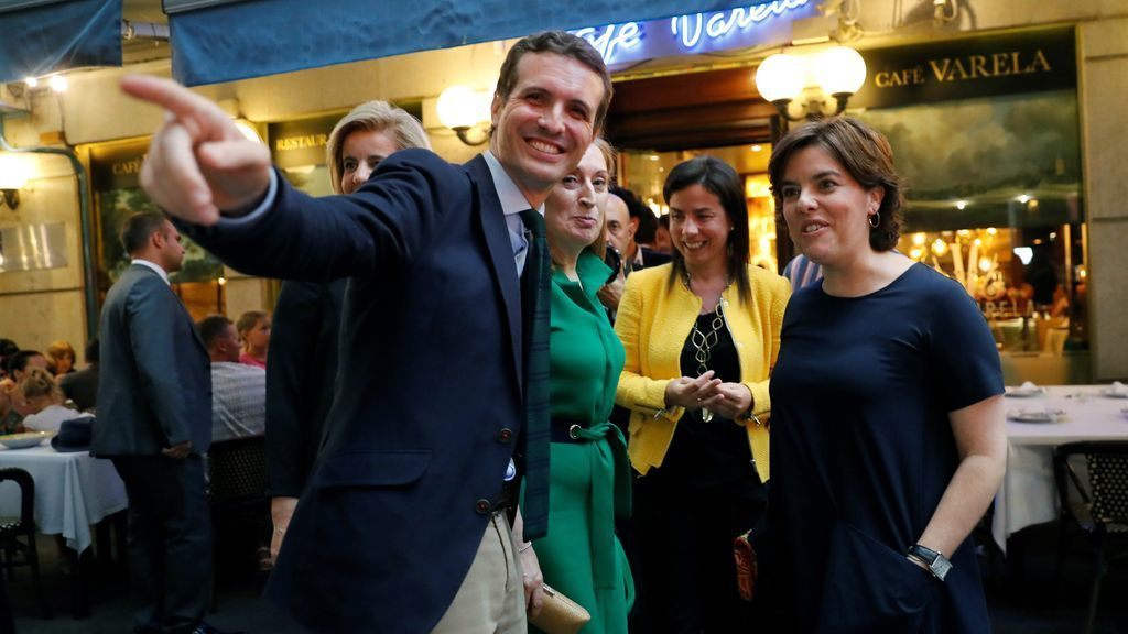 Baile de cifras en el PP: ambos candidatos dicen tener más del 60% de los apoyos