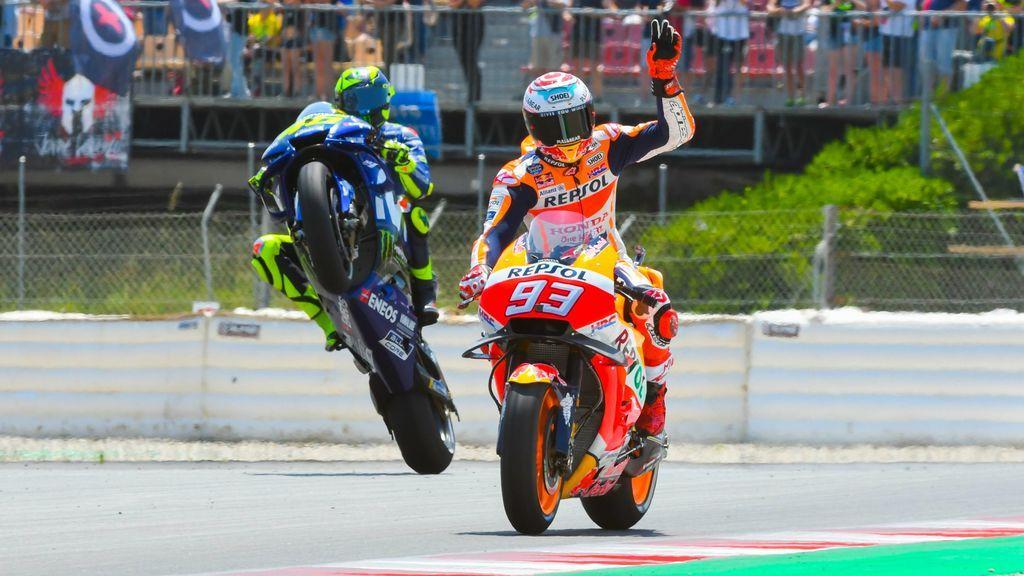 El truco de Valentino Rossi para mantener la motivación en su lucha con Márquez