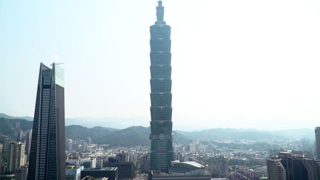 Isla de Taiwán (Asia).