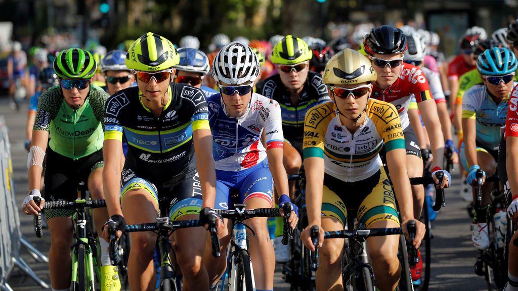 Arranca la décima etapa de ciclismo