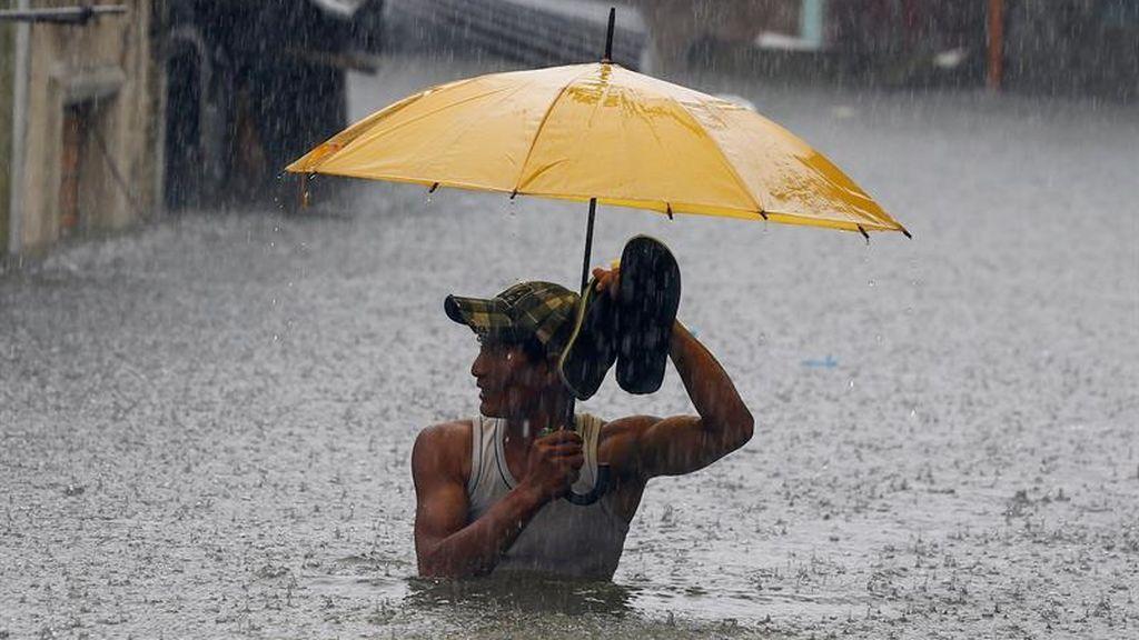 Alerta por inundaciones en Filipinas