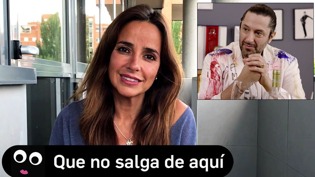 """Carmen Alcayde da una de cal y otra de arena a Rafael Amargo tras su cena: """"Yo me lo curré más"""""""