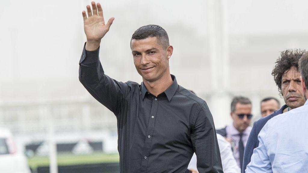 El tutorial que enseña como cambiar la camiseta del Madrid de Cristiano por la de la Juve