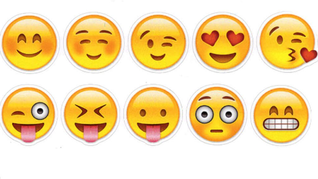 Día Mundial Del Emoji: Casi 3.000 Figuras Para Expresar