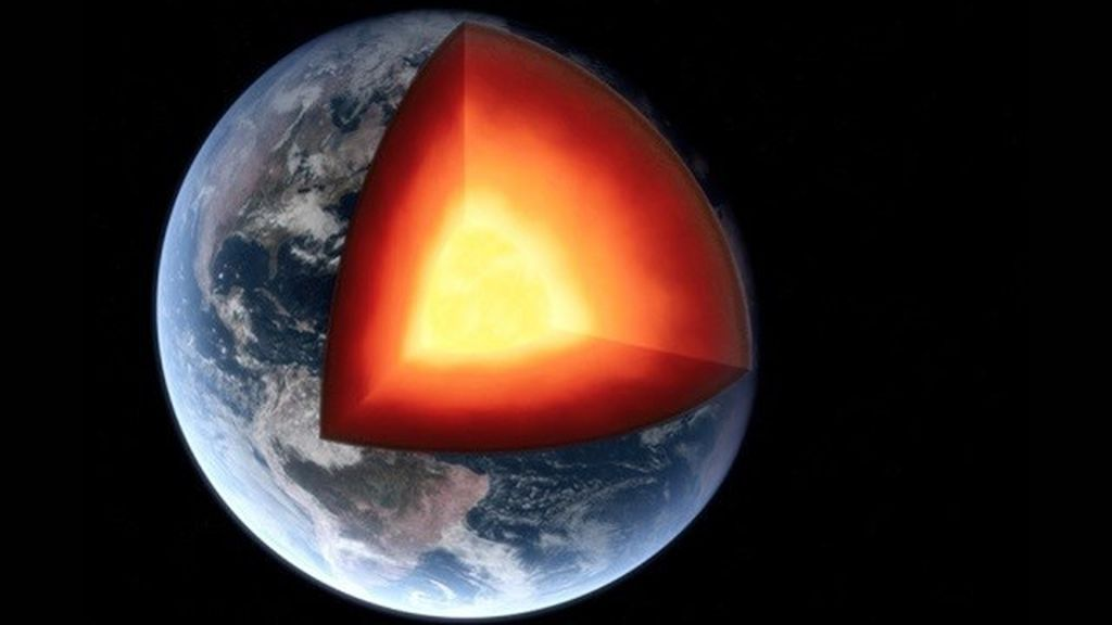 Hallan billones de toneladas de diamantes en el interior de la Tierra