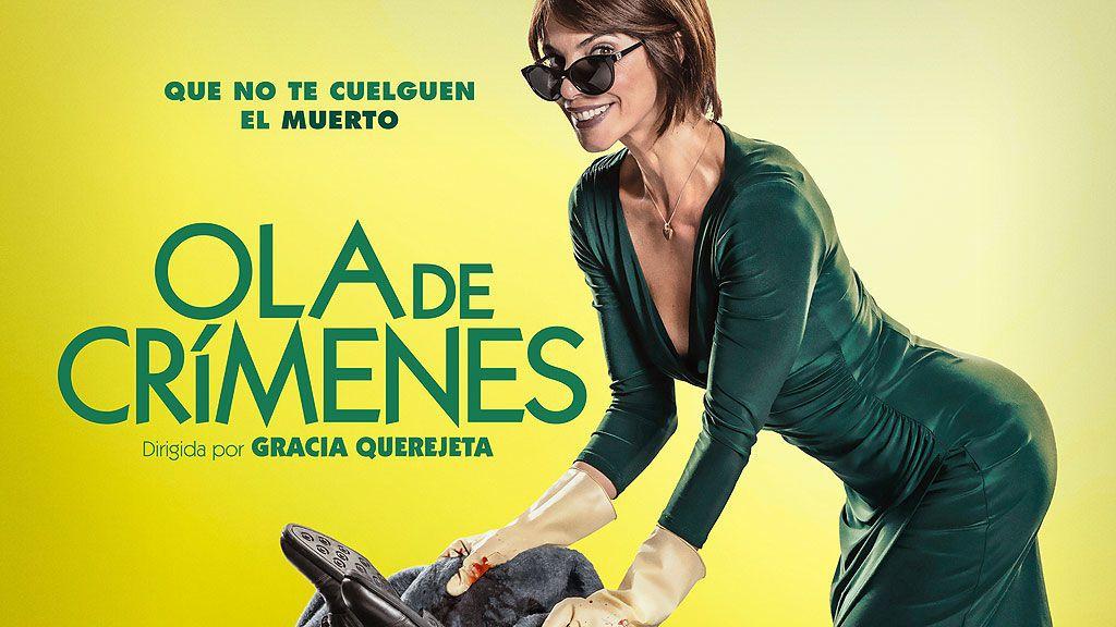 'Ola de crímenes' presenta su póster oficial