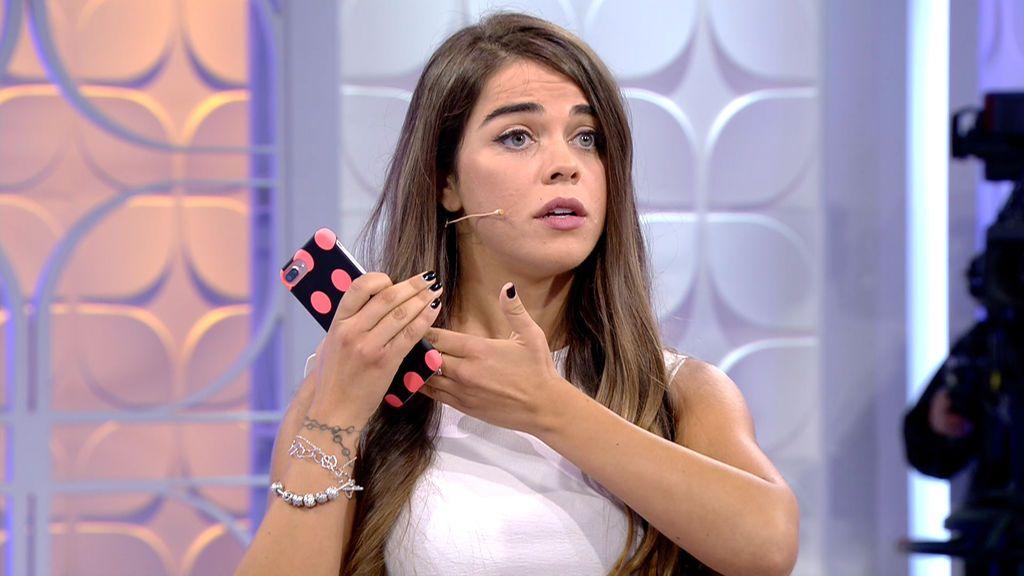 """Violeta: """"Noel me ha dicho que no le dijo nada a Pedro y yo le creo"""""""