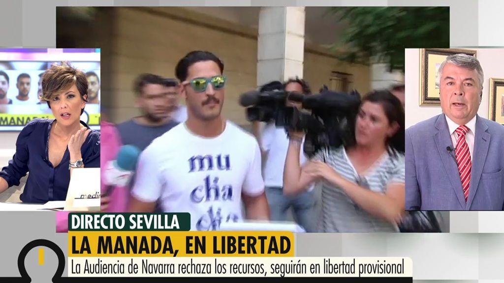 """El abogado de La Manada: """"Mis clientes esperaban que la Audiencia de Navarra rechazara los recursos"""""""