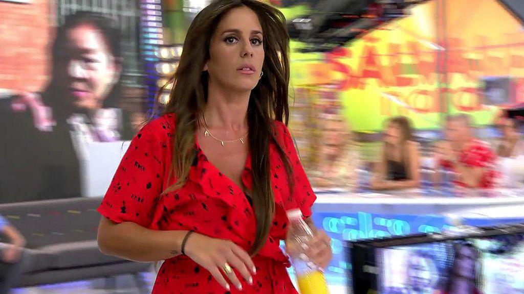"""Anabel Pantoja pierde la paciencia con 'Caballito de Mar': """"No vales ni un duro como persona"""""""