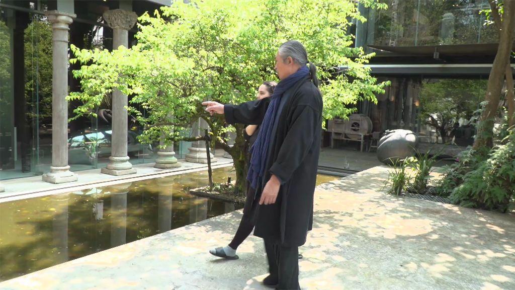 ¡Espectacular! 'Viajeros Cuatro' visita la casa del artista más famoso de Taiwán