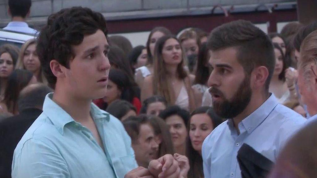 """Gustavo González: """"Froilán protagonizó una bronca con un grupo de personas y llegaron a las manos"""""""