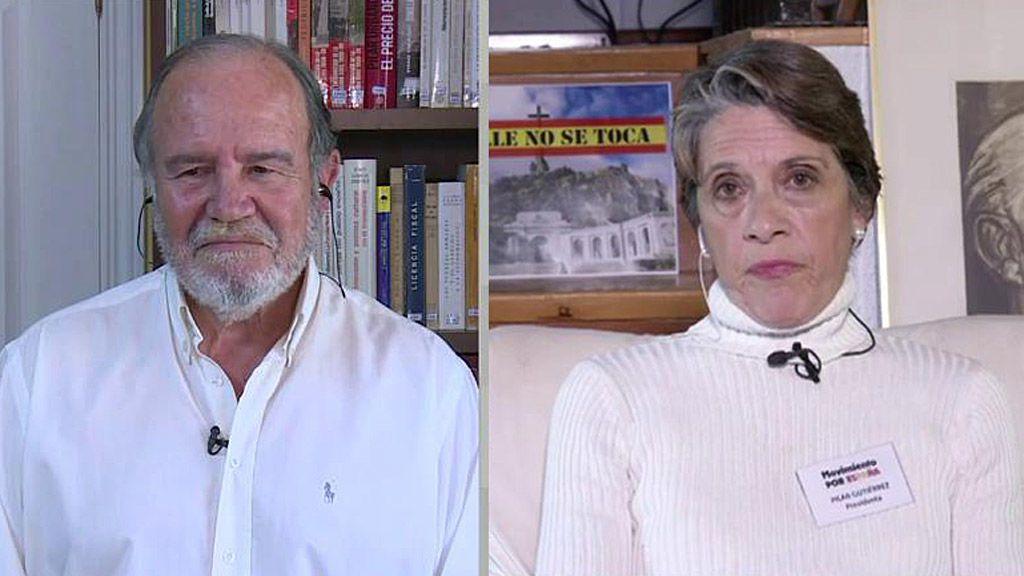La Fundación Franco no participará en las movilizaciones contra la exhumación del dictador