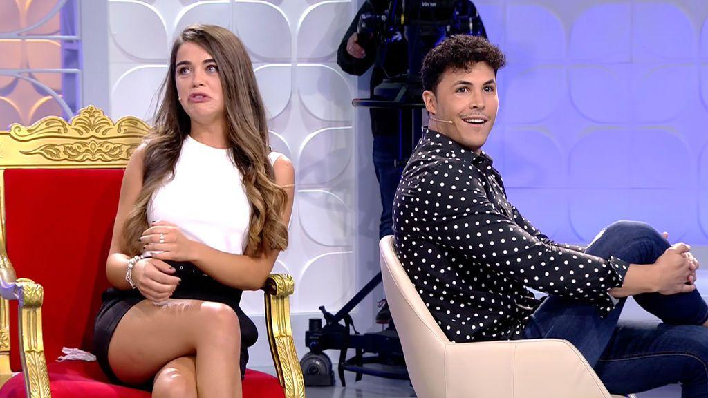 """Violeta explota contra Kiko: """"Eres malo, tonto y un pelo pene"""""""